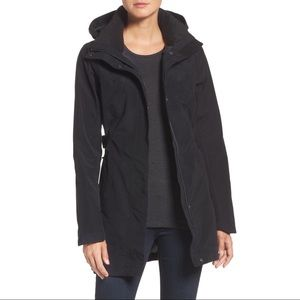 The North Face Hyvent Laney II Rain Trench Coat M